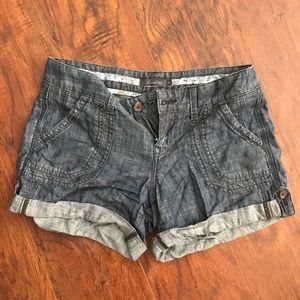 Excellent condition Linen shorts, Level 99
